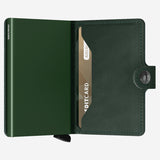Secrid - Mini Wallet - Original Green