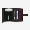 Securid - Mini Wallet - Vintage Chocolate