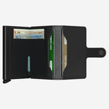 Secrid - Mini Wallet - Yard Black (Non-Leather)