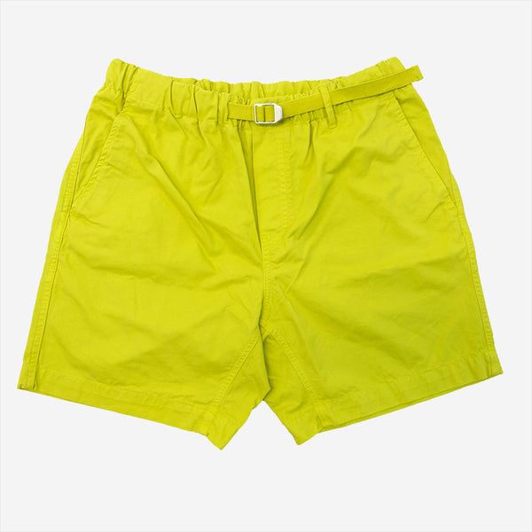 Albam - Mountain Shorts - Golden Apple Twill