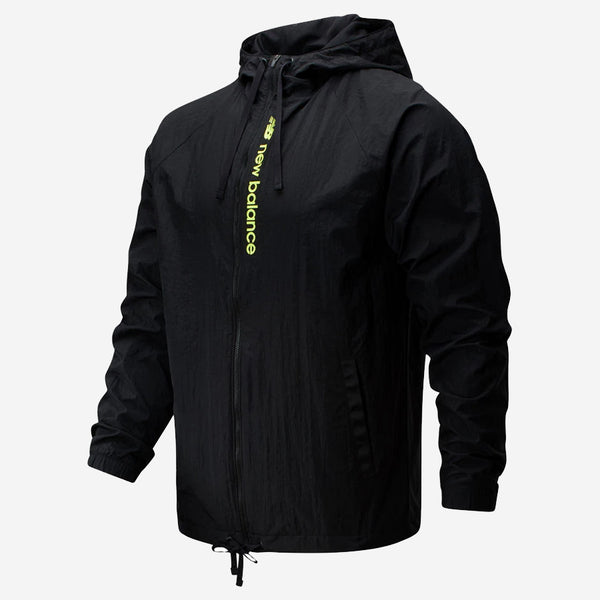 New Balance - NB Athletics Optiks Windbreaker - Black