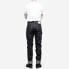 Pallet Life Story - Raw 5 Pocket Narrow Denim - 15oz Indigo Selvedge