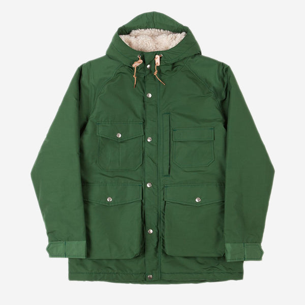 Battenwear - Northfield Parka - Green