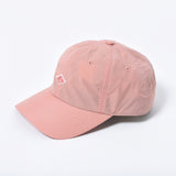 Nylon 6-Panel Cap - Salmon Pink