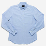 Outclass Attire - Oxford Long Sleeve - Blue