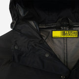 Pallet Life Story - Packable Anorak Jacket - Black Ripstop