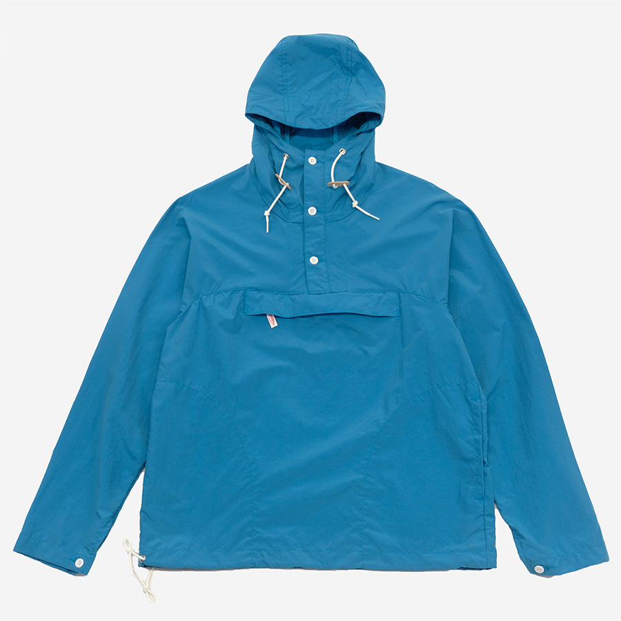 Battenwear - Packable Anorak Jacket - Teal