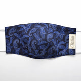 Reversible Face Mask - Paisley Floral