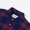 Portuguese Flannel - Philadelfia Flannel Shirt - Purple/Navy