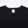 3Sixteen - Heavyweight Plain T-Shirt - Black