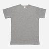 3Sixteen - Heavyweight Plain T-Shirt - Heather Grey