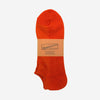 Anonymous Ism - Plating Pile Ankle Socks - Orange