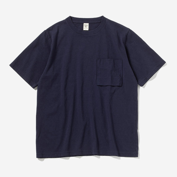 Pocket T-Shirt - Navy