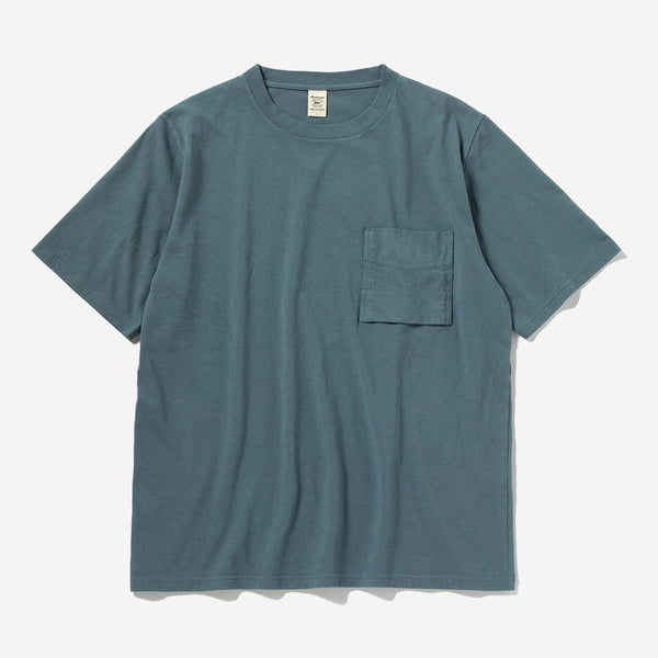Pocket T-Shirt - Shadow Sax