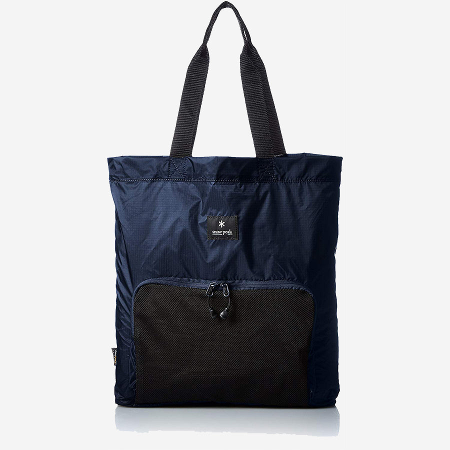 Packable Tote Bag Type 01 - Navy