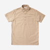Popover Short-Sleeve Shirt - Sand Seersucker