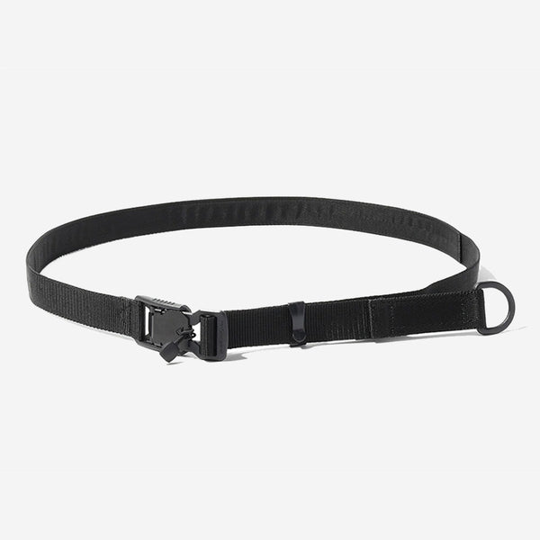 Snow Peak - Quick Adjust Belt - Black