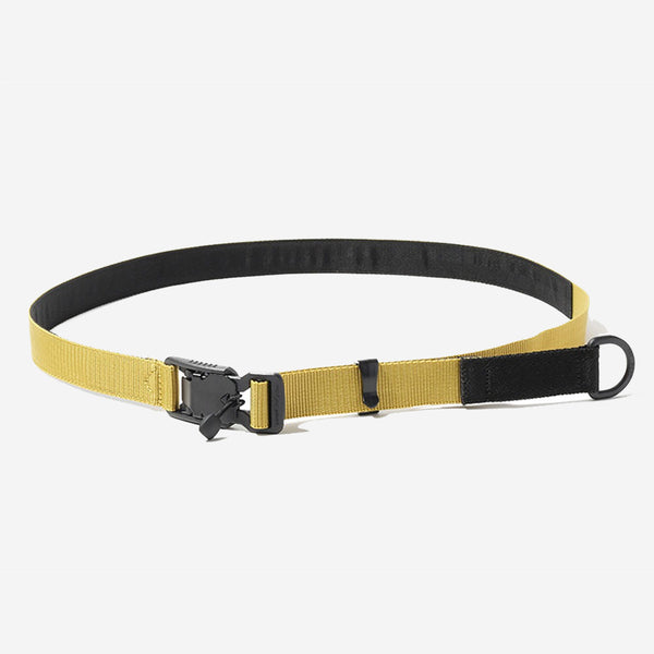 Snow Peak - Quick Adjust Belt - Mustard