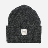 Upstate Stock - Beanie Toque - Black Melange