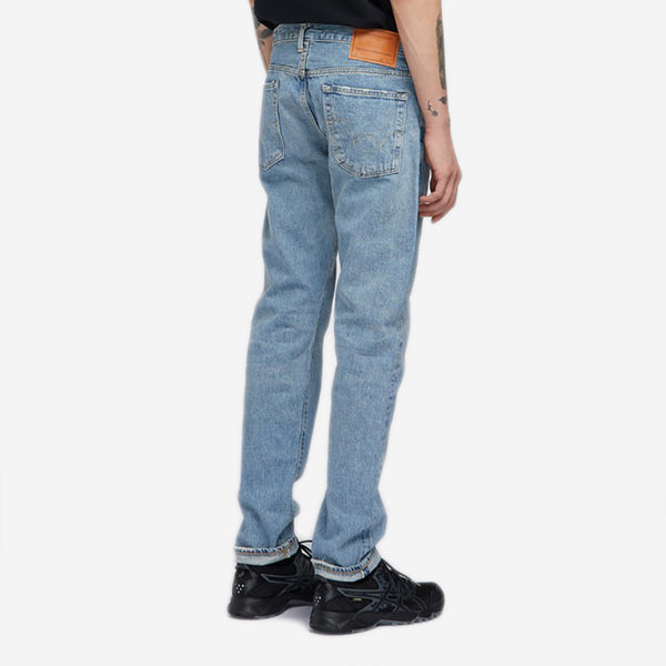 Edwin - Regular Tapered - Light Used Rainbow Selvedge Denim