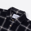 Portuguese Flannel - Revolution Flannel Shirt - Black/White
