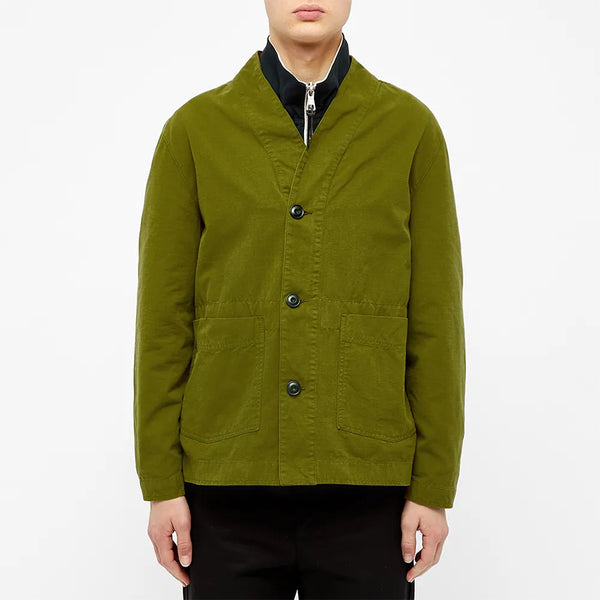 Albam - Ripstop Noragi Jacket - Fir Olive