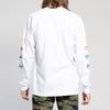 Stan Ray - School Long-Sleeve T-Shirt - Left White