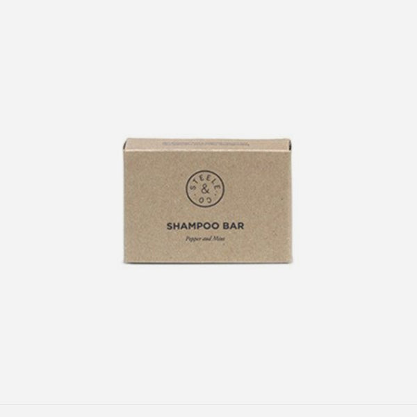 Steele & Co. - Bar Soap - Shampoo Bar