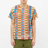 Short-Sleeve Pocket T-Shirt - Parallel Tie Die