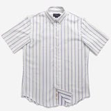 Outclass Attire - Short-Sleeve Shirt - White Southwestern