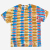 Battenwear - Short-Sleeve Pocket T-Shirt - Parallel Tie Die