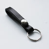 DW Leatherworks - Slim Belt Loop Key Ring - Black