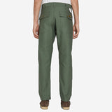 Stan Ray - Slim Fit 4-Pocket Fatigue Pants - Olive Sateen