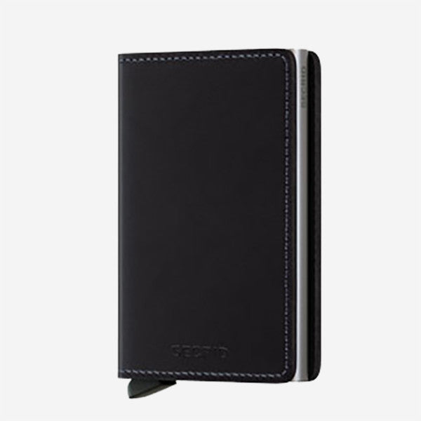 Securid - Slim Wallet - Black