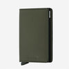 Securid - Slim Wallet - Matte Green