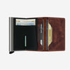 Securid - Slim Wallet - Vintage Brown