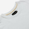 Outclass Attire - Slub Short-Sleeve T-Shirt - White