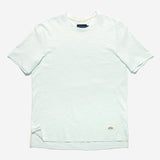 Outclass Attire - Slub Knit T-Shirt - Iceberg Blue
