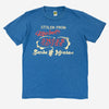 Velva Sheen - Smokehouse T-Shirt - Blue