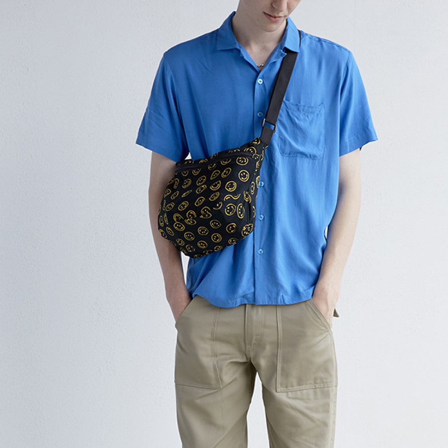 Stan Ray - Solidstate Vacation Shirt - Zany Blue Rayon