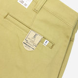 Edwin - Standard Classic Chino - Regular Tapered - Beige Selvedge