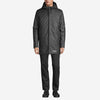 Stutterheim - Stockholm Lightweight Raincoat - Black