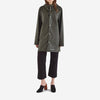 Stutterheim - Stockholm Lightweight Raincoat - Olive Green