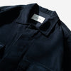 Strathblane 4 Pocket Workwear Jacket - Dark Navy Corduroy