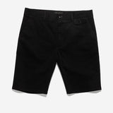Outclass Attire - Stretch Twill Shorts - Black