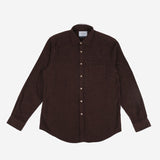 Teca Flannel Shirt - Brown