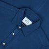 Teca Flannel Shirt - French Blue