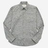 The Dylan Shirt - Salt & Pepper Mélange