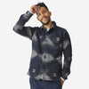 The Weekender Jacket - Aztec Navy