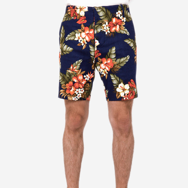 18 Waits - The Slim Shorts - Sunshine Floral